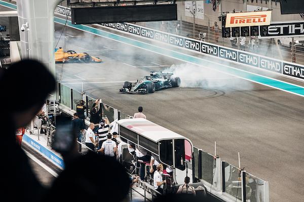 Course de Formula 1