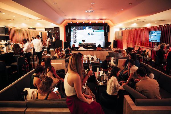 1 OAKF1 Paddock Club -Interior Credit: F1-OAK Paddock Club