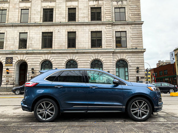 Ford Edge and the history of hockey in Montreal - Hotel Windsor Credit: Normand Boulanger | RDPMAG