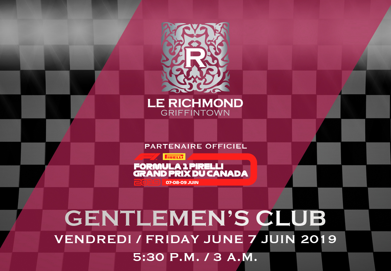 Gentlemen Club Richmond Grand Prix 2019 Edition