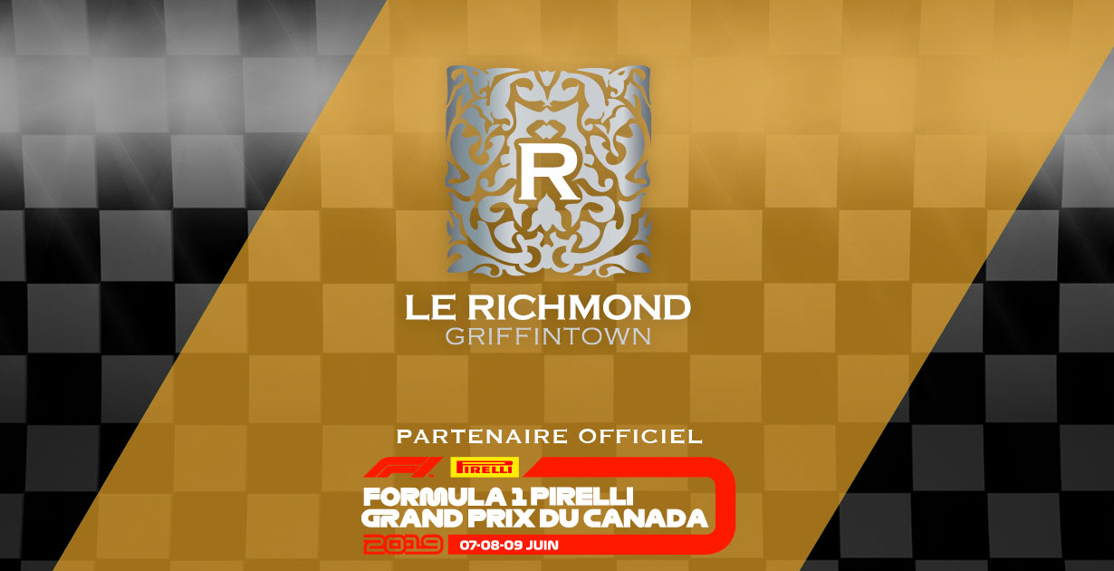 For 2019 The Grand Prix at Richmond is happening with the official partnership of Canada's Formula 1 Grand Prix! A 4 days of madness!
