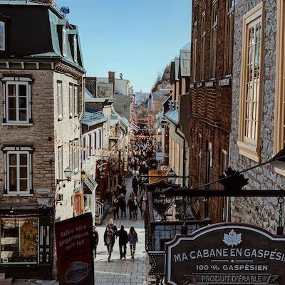 Ville de Québec - Guide de Ville