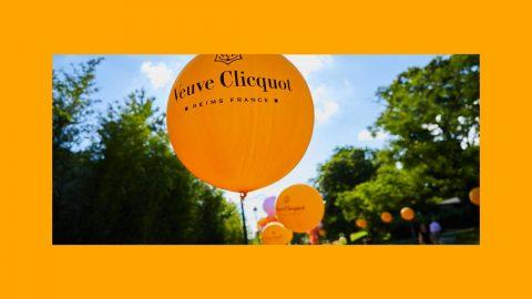 Yelloweek par Veuve Clicquot: Du 3 au 9 juin au Canada