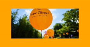 Yelloweek Veuve Clicquot - cover