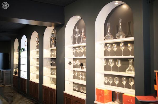 Alambika - Lehmann glasses