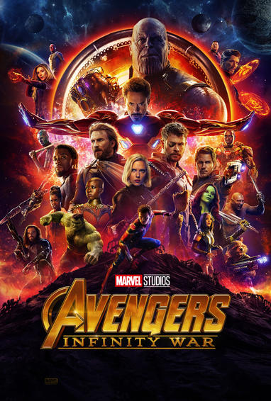 Avengers Infinity War FR