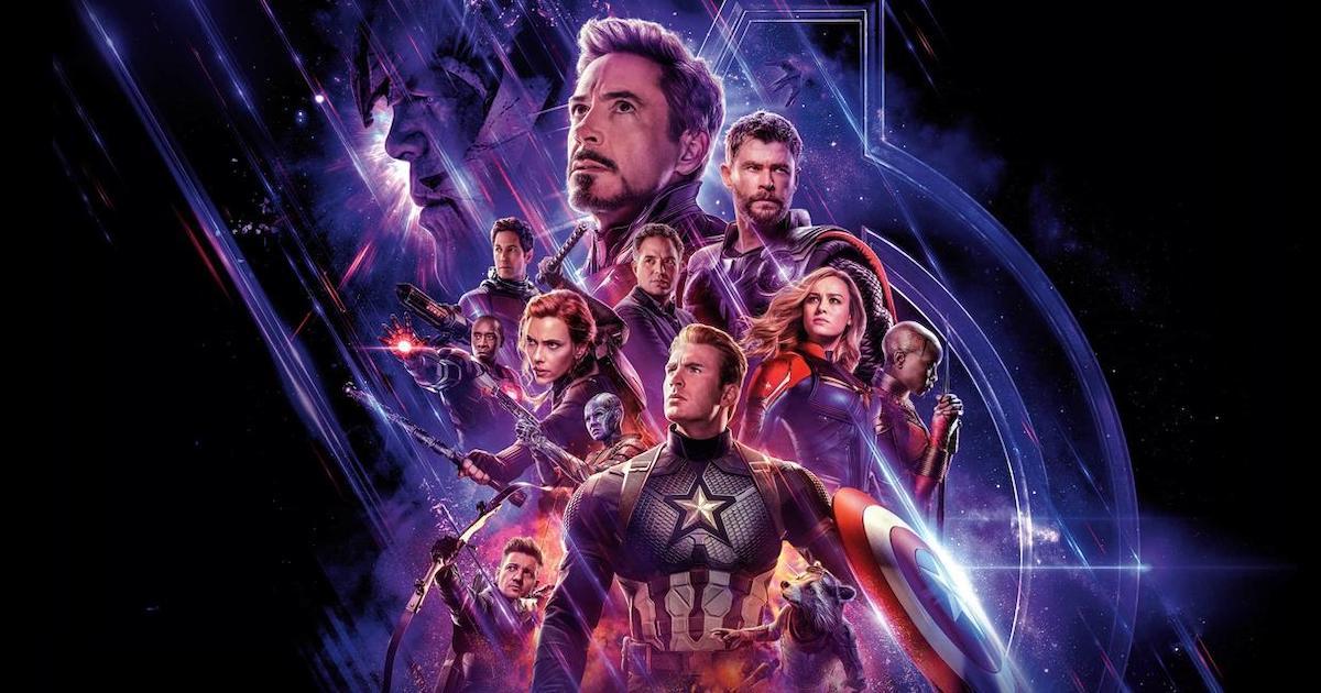 Avengers - films de Marvel en ordre chronologique