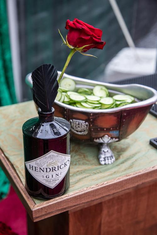 Awevanair de Hendrick's Gin - Hendrick's Gin et Concombre