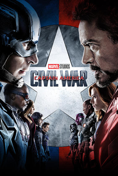 Captain America Civil War FR