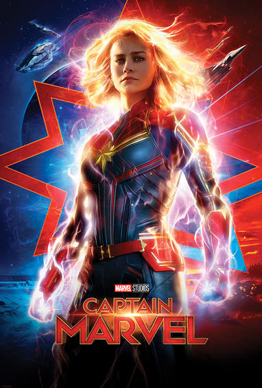 Captain Marvel FR