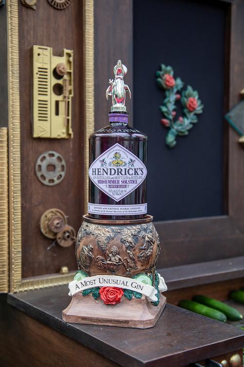 Hendrick's Gin Awevanair - Hendrick's Gin Midsummer Solstice