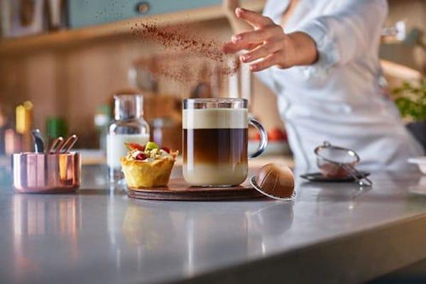 Nespresso Créations Barista - Vertuo Bianco Forte