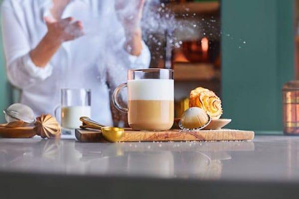 Nespresso Créations Barista - Vertuo Bianco Leggero