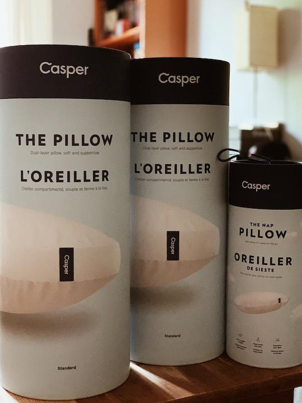 Oreillers Casper