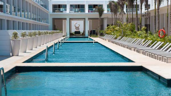 Platinum Yucatan Princess All Suites Resort and Spa - Piscine