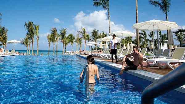 Riu Palace Jamaica - Piscine - évader vers le sud