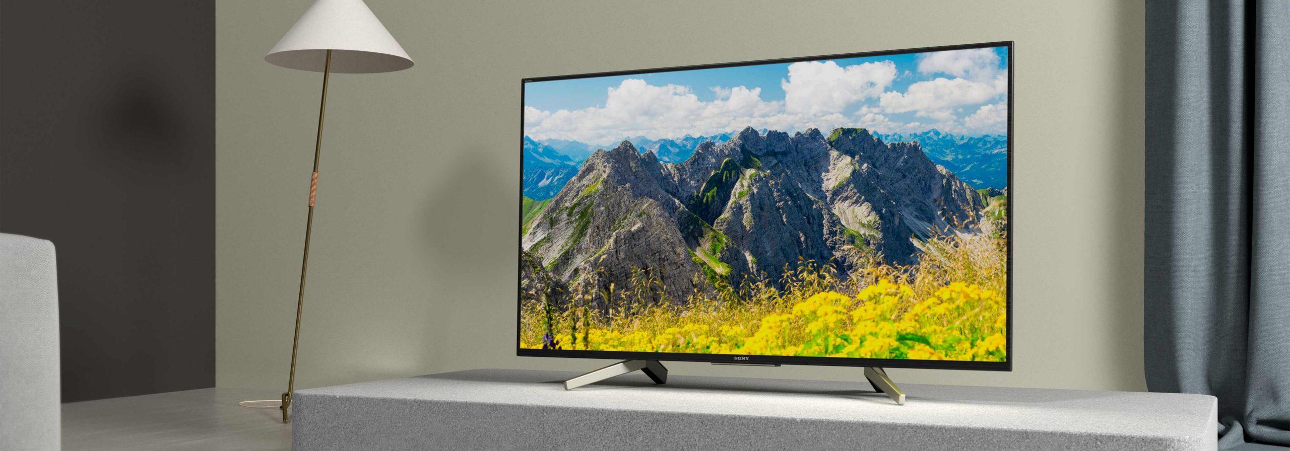 Sony TV x750