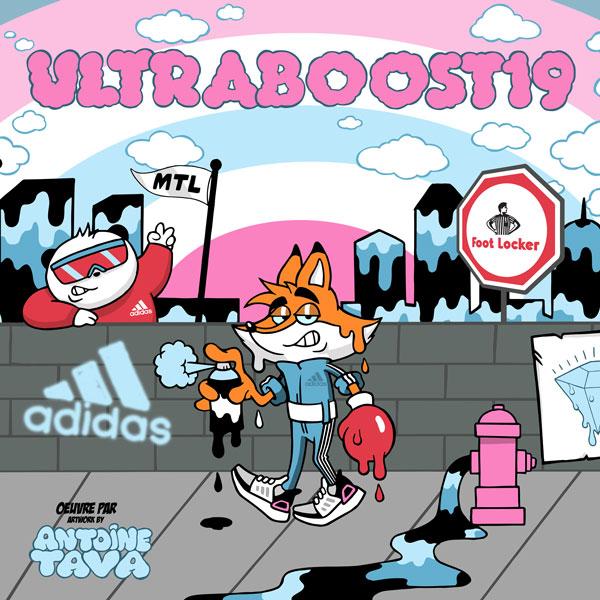 The Adidas Ultraboost 19