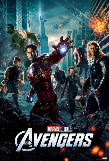 The Avengers FR