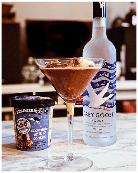 The Icepresso Martini cocktail Credit: Normand Boulanger | RDPMAG