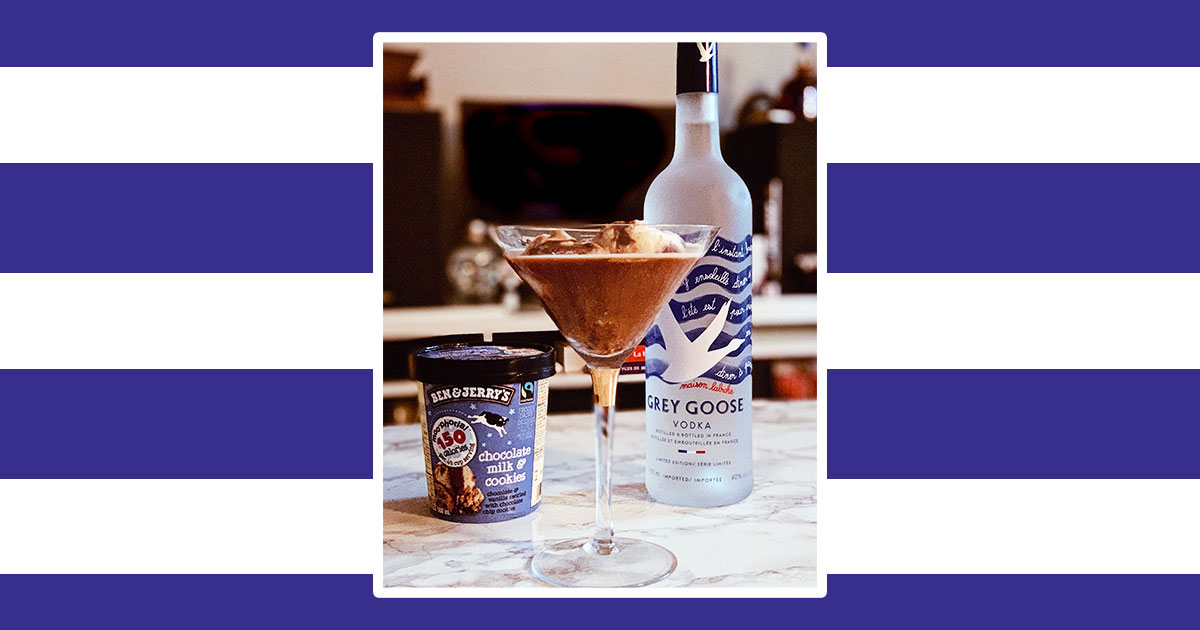The Icepresso Martini, to Wake you Up, Fuck You Up and Chill You Up