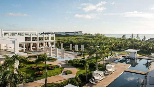 The Platinum Yucatan Princess All Suites Resort and Spa