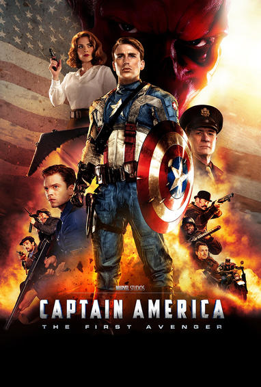 Captain American The First Avenger