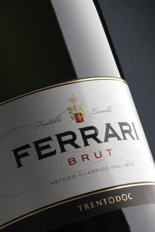 Ferrari Brut NV Trentodoc