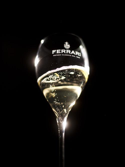 Ferrari Trento sparkling flute