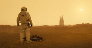 Ad Astra Astronaut Mars