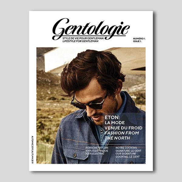 First issue of Gentologie Magazine