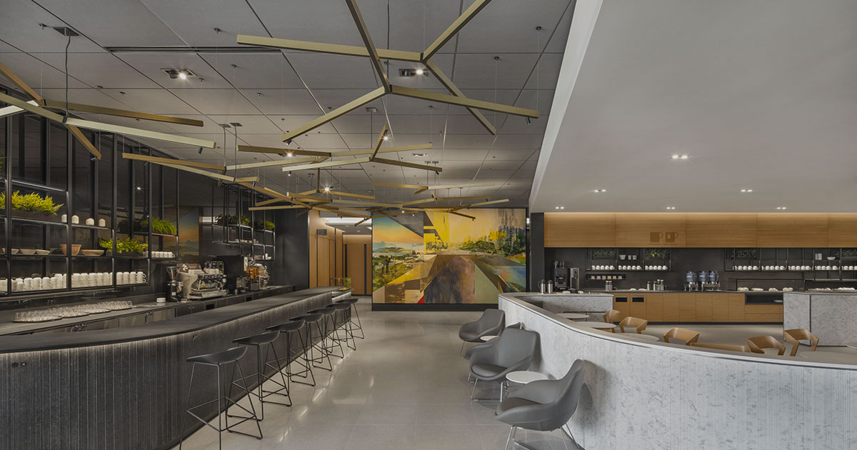 Air Canada Cafe: New experience at Toronto-Pearson