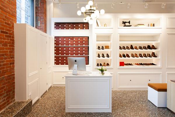 Clusier - Entrée et souliers