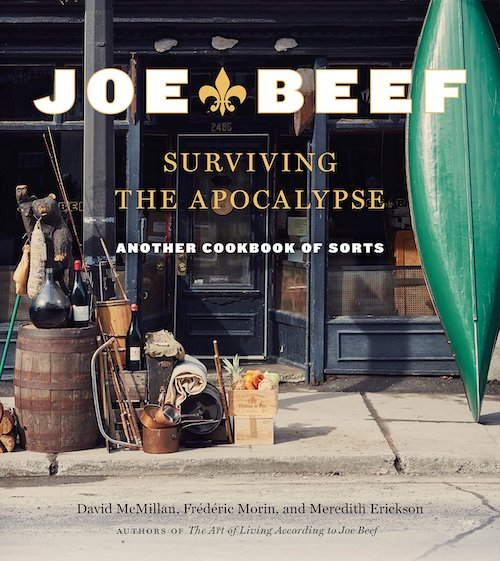 Joe Beef - Surviving the Apocalypse