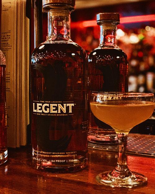 Legent Bourbon - la Grande Dégustation de Montréal Whiskies