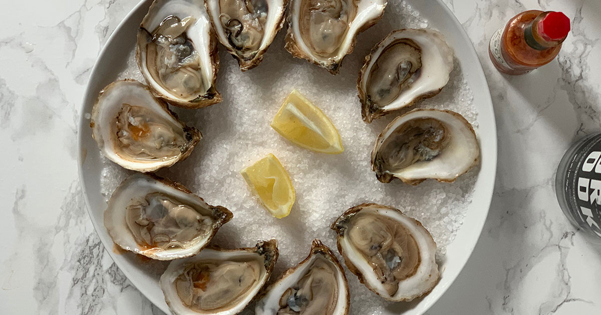 Les meilleures huîtres à essayer cet automne - Couverture