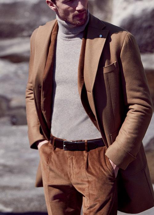 Luigi Bianchi Mantova - Wool coat