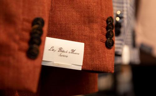 Luigi Bianchi Montona Jacket Photo: Clusier