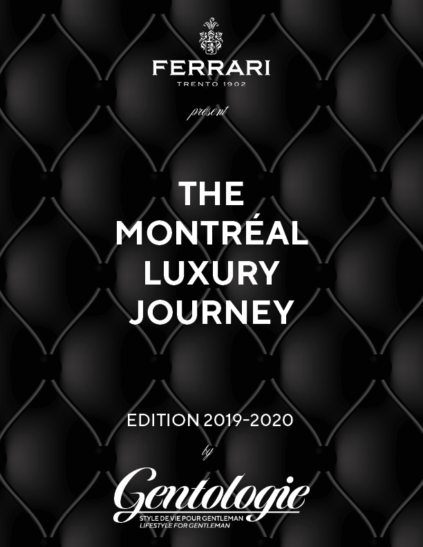 The Montreal Luxury Journey - 2019-2020 - Cover