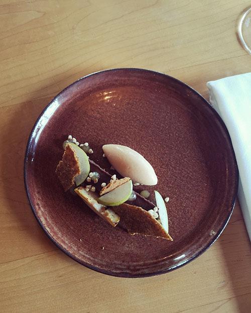 MtlaTable - Hoogan et Beaufort Chocolate