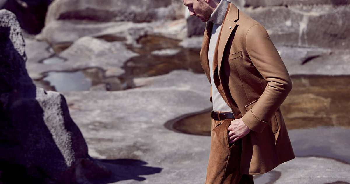 The perfect coats for Gentlemen this Autumn