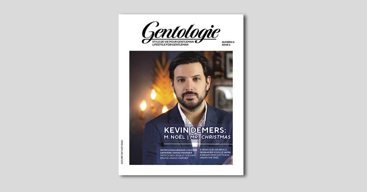 Le Magazine Gentologie No. 1 Automne 2019