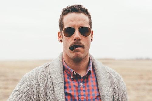 Moustache Morse
