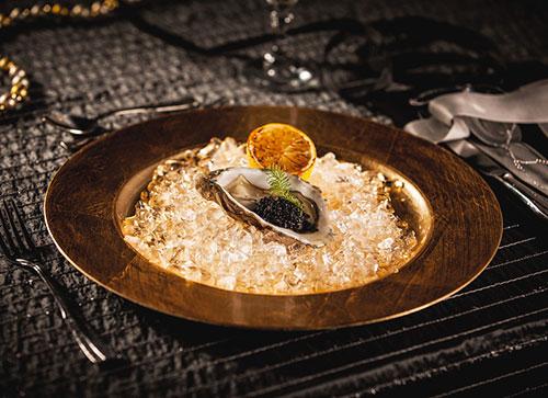 Antonius Caviar - Oysters