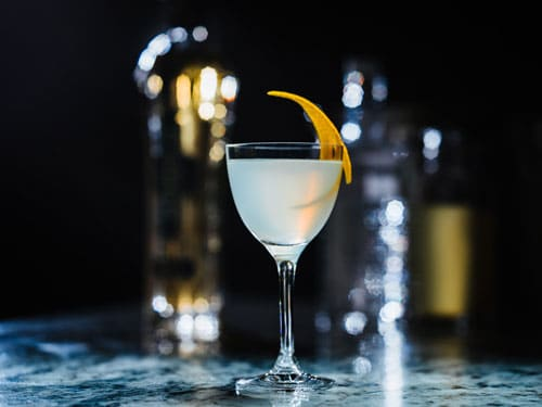 Cocktail - The Material Girl from the New Fairmont Hotels Cocktail Menu