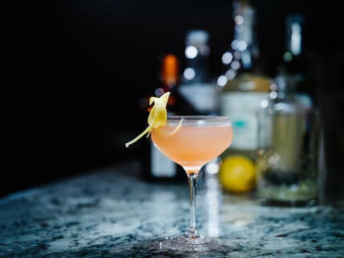 Cocktail - The Soul Reviver from the New Fairmont Hotels Cocktail Menu
