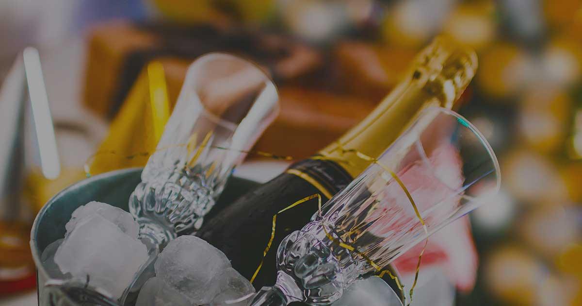 Couverture Champagnes festifs