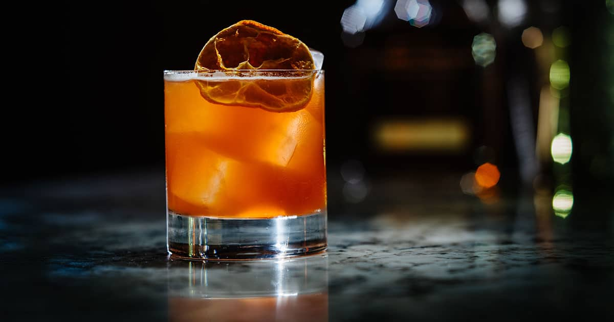 Cover - The New Fairmont Hotels Cocktail Menu