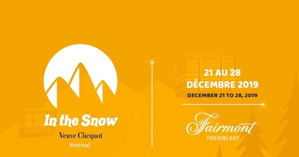 Festival Clicquot In The Snow at Fairmont Tremblant