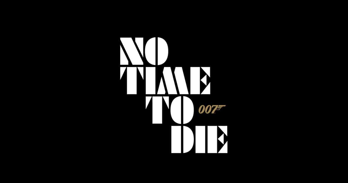 First Trailer for No Time to Die